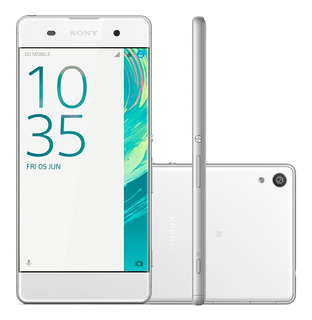 Smartphone Sony Xperia Xa F3116 16gb Dual Chip | Vitrine