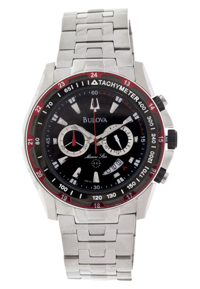 Relógio Bulova Masculino Wb31087v 002615rean