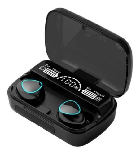 Audífonos Inalámbrico M10 Waterproof+power Bank+mic