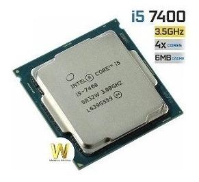 Kit Placa + Processador I5 - 7400 + 8gb Memoria Ddr4 Crucial