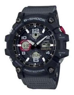 Relogio Casio G-shock Gsg-100-1a8 Mudmaster 12x S J Gsg-100