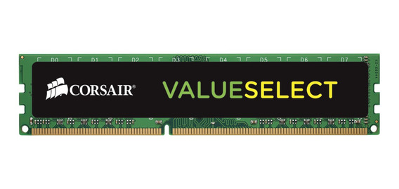 Memoria RAM 4GB 1x4GB Corsair CMV4GX3M1A1600C11