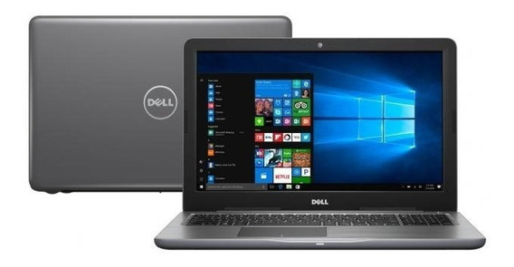 Notebook Dell Inspiron I15-5567