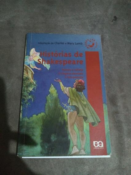 Histórias De Shakespeare - Coleção Quero Ler Clássico