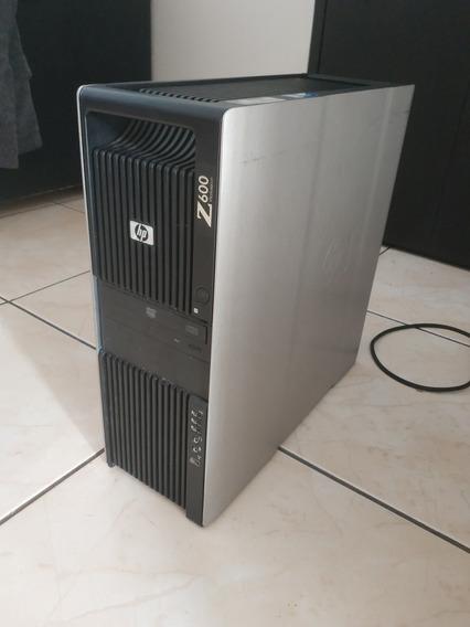 Computador Hp Z600