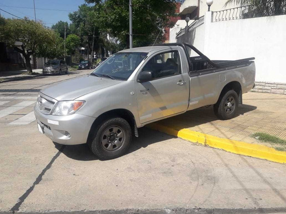 Toyota Hilux 2.5 Dx Cabina Simple 4x4