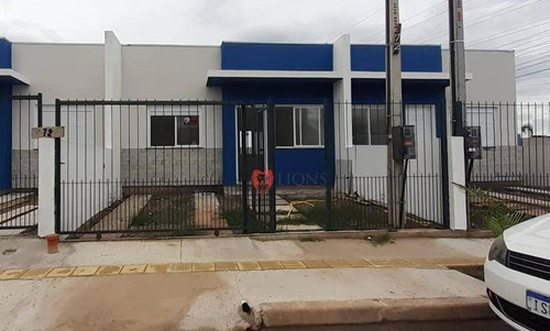 Imagem 1 de 8 de Casa Com 2 Dormitórios À Venda, 51 M² Por R$ 212.770 - Parque Da Matriz - Cachoeirinha/rio Grande Do Sul - Ca1301