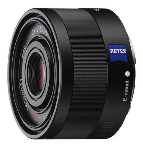 Lente Sony Full Frame Sonnar T* Fe 35 Mm F2,8 Za   Sel35f28z