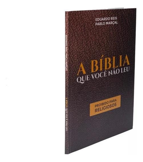 Livro A Biblia Que Você Não Leu - Pablo Marçal