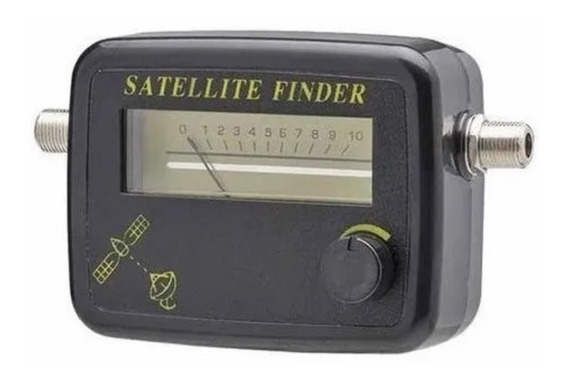 Localizador De Satélite Analógico Digital Finder