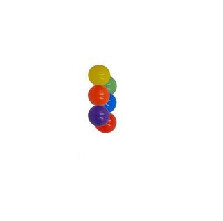 Pelota Economica 8.5 Pulgadas Colores Lisos, 100 Pzas