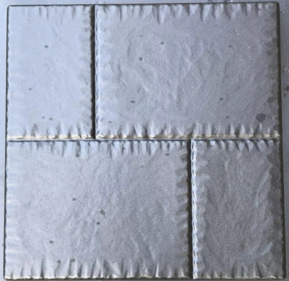 Molde Para Concreto Estampado Piedra Laja Europeo