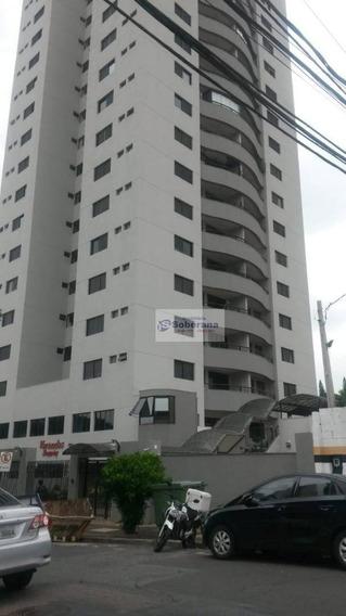 Apartamento Com 2 Dormitórios Para Alugar - Cambuí - Campinas/sp - Ap5634