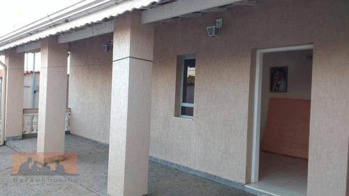 Imagem 1 de 11 de Casa À Venda, 159 M² Por R$ 450.000,00 - Jardim São Gonçalo - Campinas/sp - Ca2196