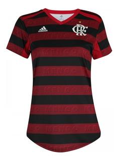 Nova Camisa Flamengo Feminina - Original - 19/20- Frete Grátis - Envio Imediato
