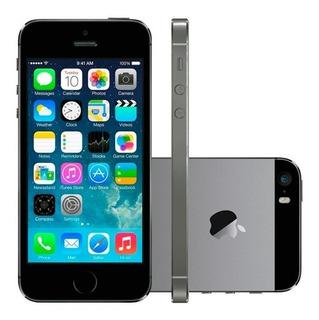 iPhone 5s 16gb, Leitor Digital, Cinza Escuro Sem Uso
