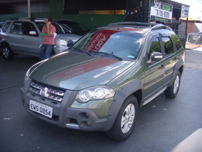 Fiat Palio Weekend Adv. Loc. Automático