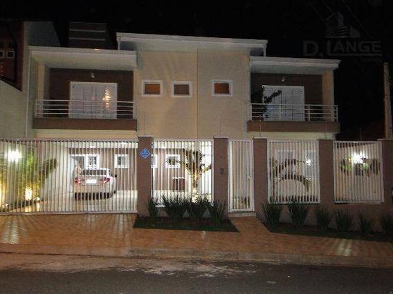Casa Com 4 Dormitórios À Venda, 320 M² Por R$ 1.500.000,00 - Alto Taquaral - Campinas/sp - Ca8032