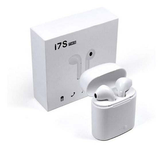 Audifonos Inalambricos Recargables I7s Tws