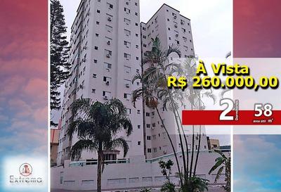 Lindo Apartamento 2 Dormitórios - Ap0859
