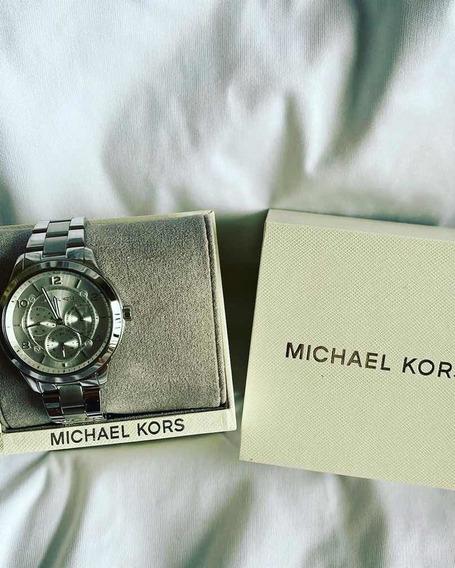 Relógio Michael Kors Original Com Etiqueta Na Caixa