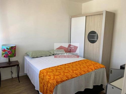 Studio Com 1 Dormitório Para Alugar, 35 M² Por R$ 1.250/mês - Vila Mariana - São Paulo/sp - St0037