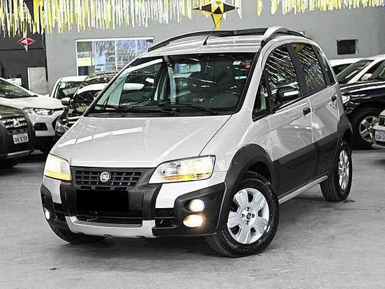 Fiat Ideia 1.8 Mpi Adventure Locker 8v Flex 4p Maual {cod002