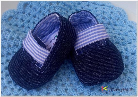 Sapatinho Para Bebê - Peteca