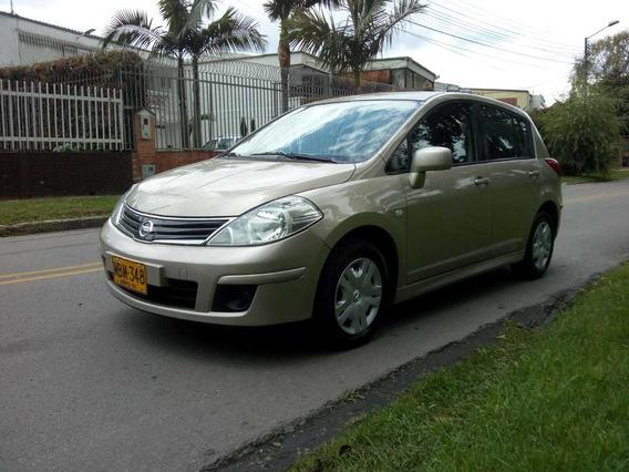 Nissan Tiida Sport 1.8