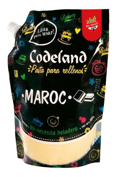 Relleno De Marroc Codeland 500gs Ciudad Cotillón
