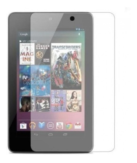 Película Protetora Para Tablet Asus 7 - Fosca
