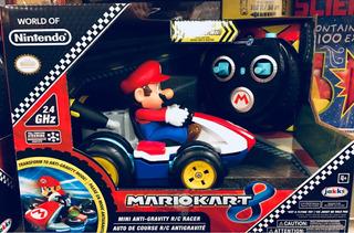 Mario Bros Carrito Control Remoto Mario Karts Ds - Juegos y