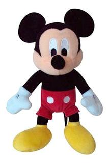 Mickey Mouse Peluche Clasico Grande 40cm Disney