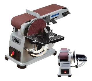 Lixadeira De Fita 375w 914x100mm C/disco Lfdb-914 Razi +mesa