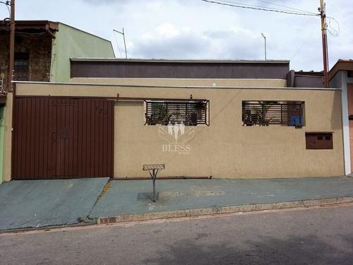 Casa Residencial, Térrea,  Para Venda, Vila Esperança, Jundiaí, Sp - Ca00621 - 32224794