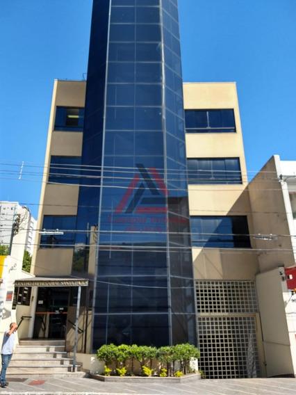 Sala Comercial Em Centro Empresarial - Santa Paula - 2636
