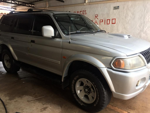 Mitsubishi Pajero Sport 2002 2.8 4x4 Aut. 5p