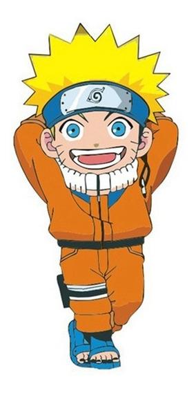 Genial Pin Broche De Naruto Sonriente Acrilico
