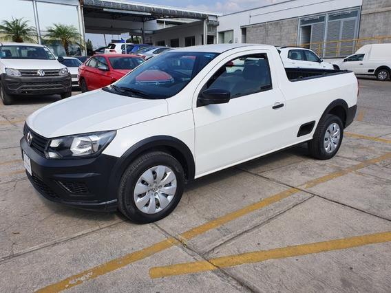Volkswagen Saveiro 2017 Basica C/ Aire 2451