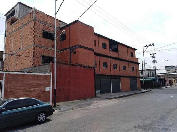 Edificio En Venta Zona Centro De Barquisimeto 20-24066 Jg