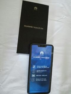 Huawei Mate 20 Lite.