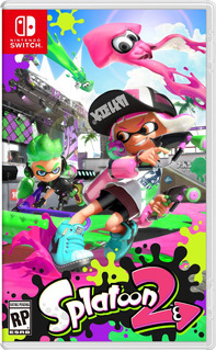 ..:: Splatoon 2 ::.. Para Nintendo Switch En Start Games