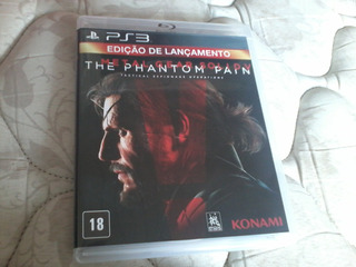 Game Metal Gear V The Phamton Pain Novo