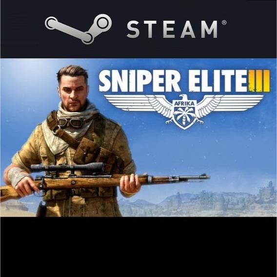 Sniper Elite 3 Steam Original