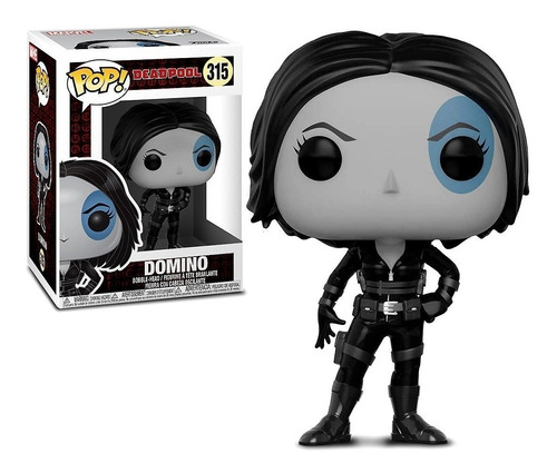 Funko Pop  Deadpool Cable  X-force  Domino Marvel X
