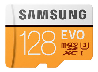 Samsung Mb-mp128g Micro Sd Classe 10 Evo 128gb R100