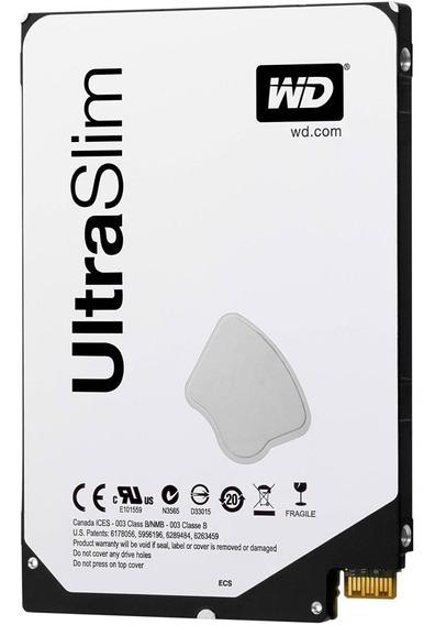 Hd 500gb Western Digital M Sata Ultraslim 5400rpm Wd5000mpck