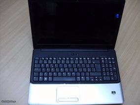 Notebook Hp Compag Presario Cq61 Com Defeito Vendo Em Partes