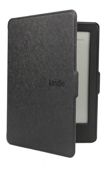 Capa Kindle Paperwhite 2015 Magnética + 2 Brindes