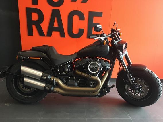 Harley Davidson - Fat Bob 107 - Preto